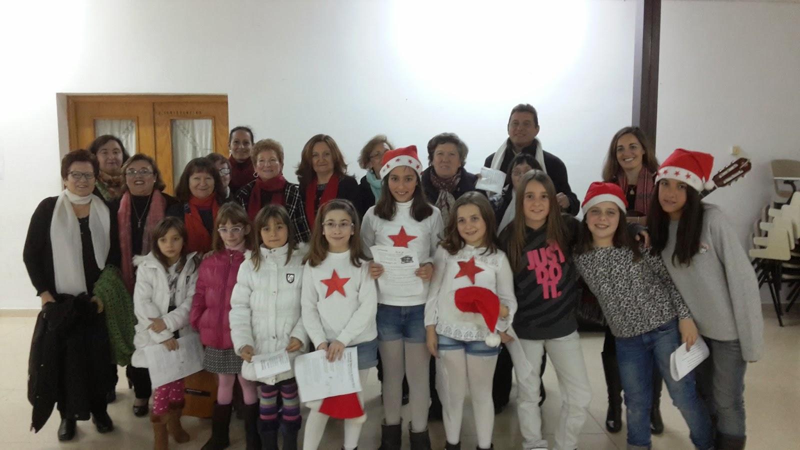 El Coro Parroquial de El Toboso participa en el Festival Benéfico de Villancicos