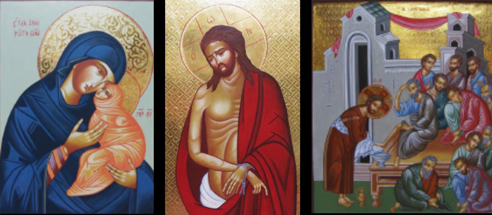 Exposición de Iconos Ortodoxos en El Toboso