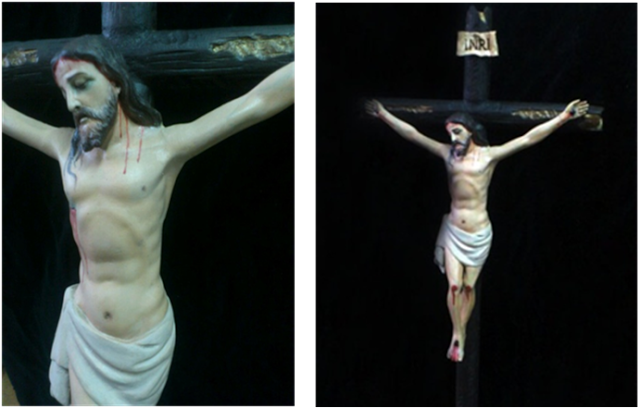 El Toboso recupera su «Cristo chico»