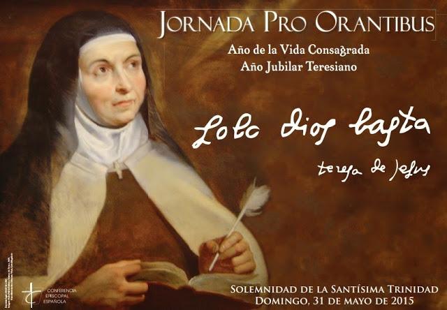«Jornada Pro Orantibus» en El Toboso