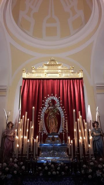 El Toboso honra a su patrona la Santísima Virgen de los Remedios