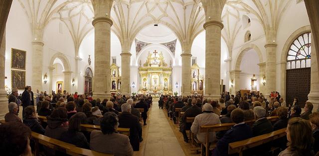 El Toboso honra a San Agustín en el día principal de su Feria