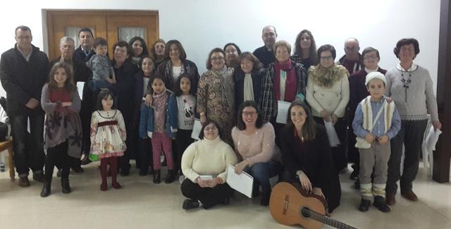 La Parroquia de El Toboso estrena el nuevo año al ritmo de villancicos