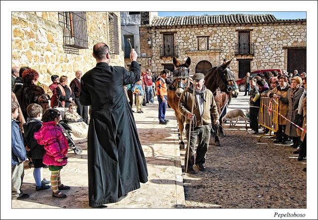 El Toboso y su «San Antón, San Sebastián y Carnavales»