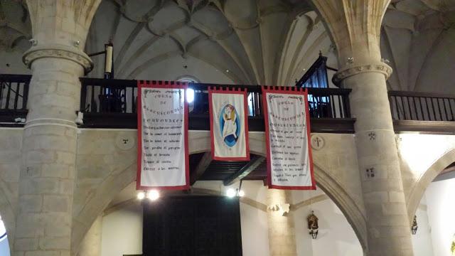 Las obras de Misericordia en la Parroquia de El Toboso