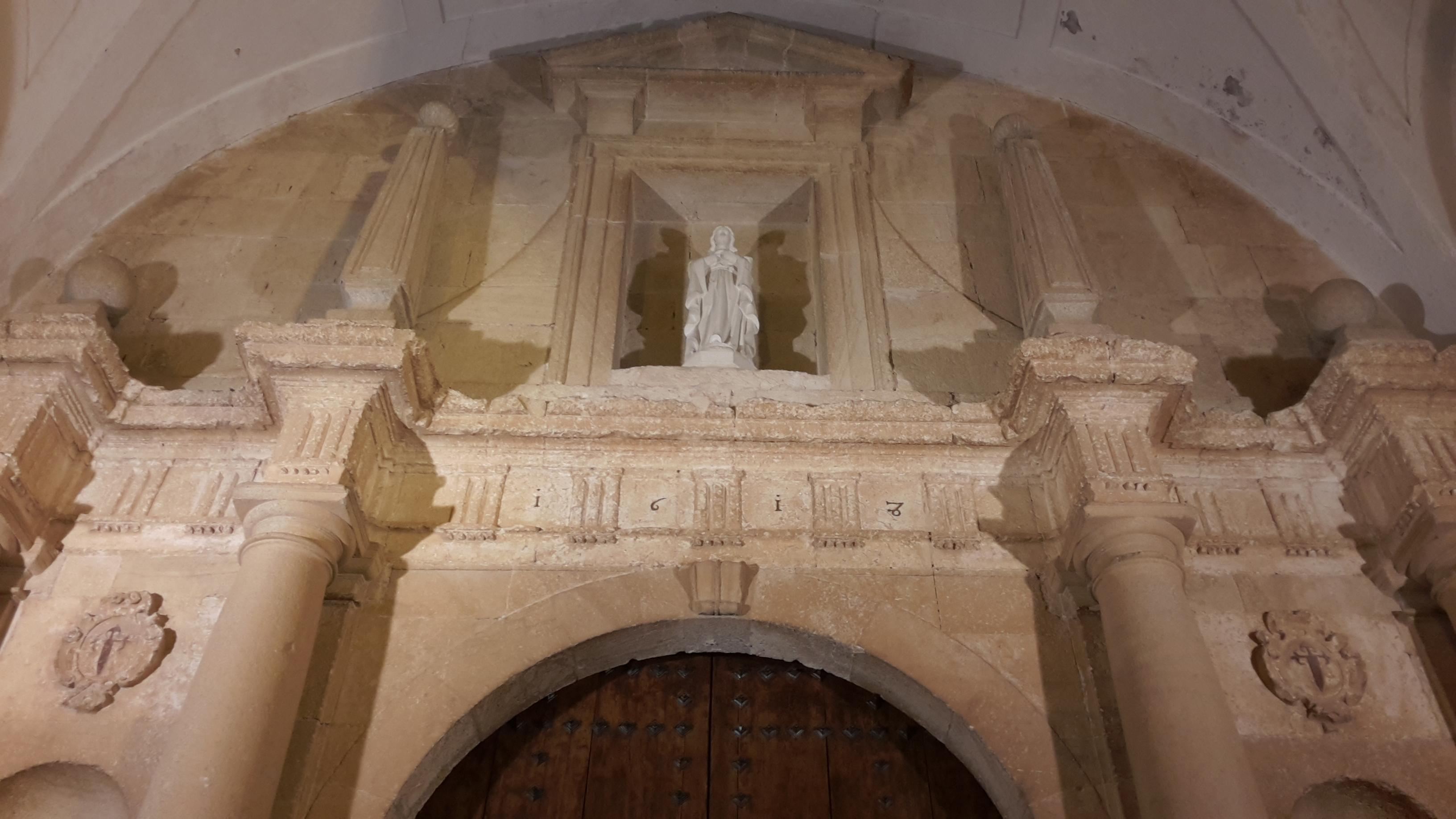 IV Centenario en la Iglesia Parroquial de El Toboso