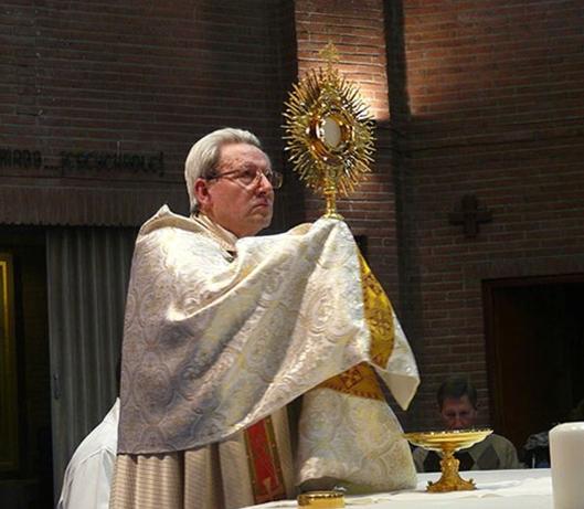 Ha fallecido el sacerdote Don Rufino Ortega, natural de El Toboso