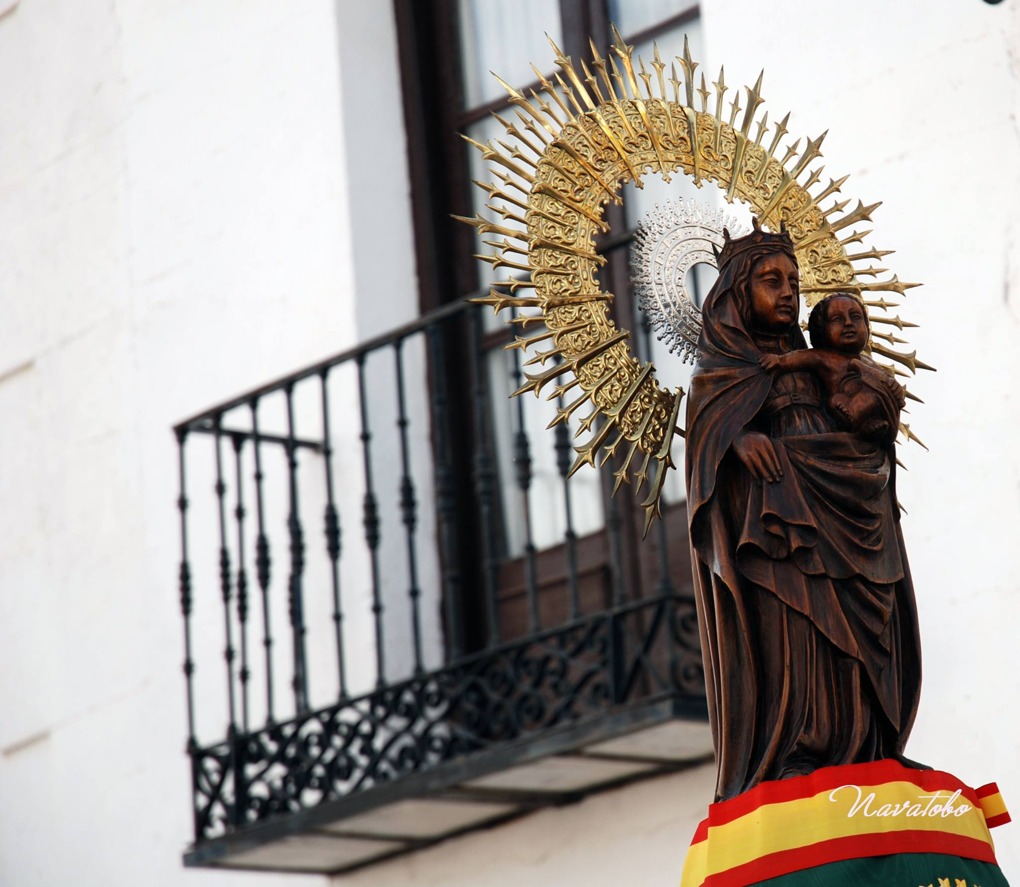 Fiesta de la Virgen del Pilar