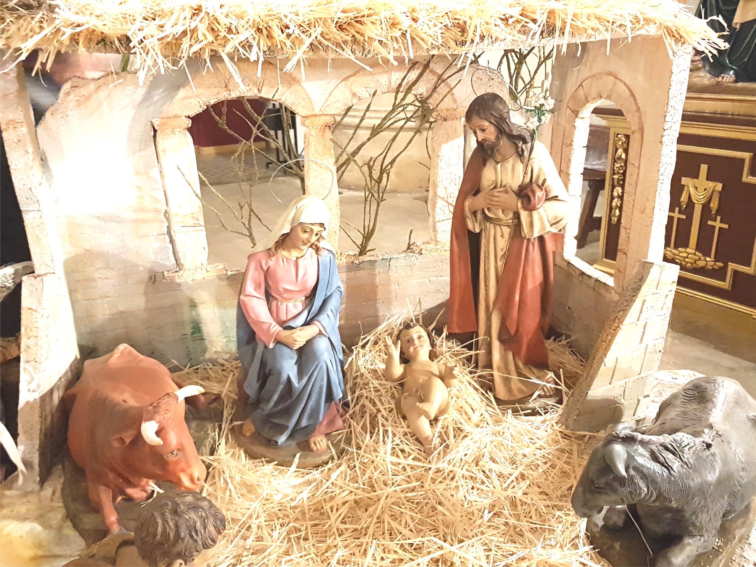 Celebraciones de Navidad en la Parroquia de El Toboso