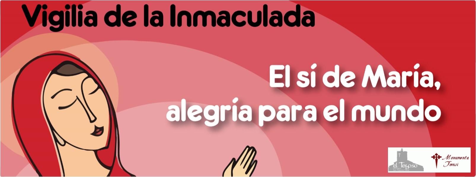 «Gran Vigilia de la Inmaculada Concepción»