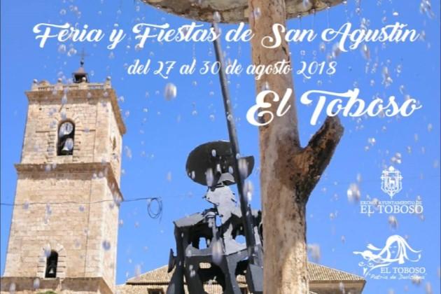 """Saluda del Párroco de El Toboso para la """"Feria y Fiestas en honor a San Agustín"""""""