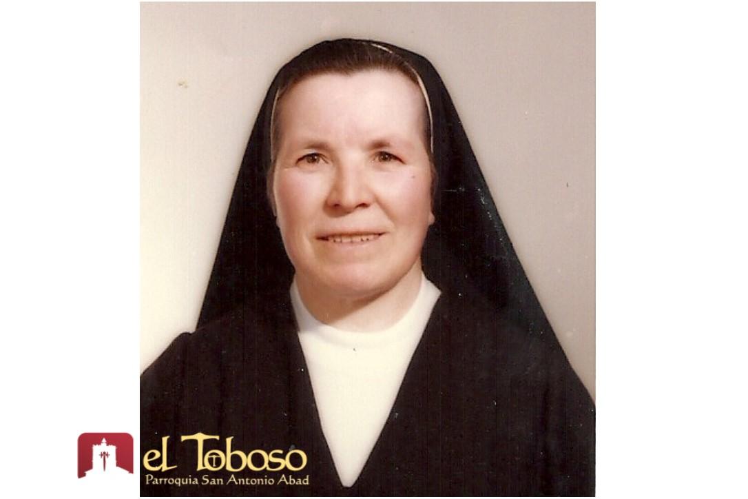 Fallece en Santa Clara de Antequera Sor María de la Purificación, natural de El Toboso.