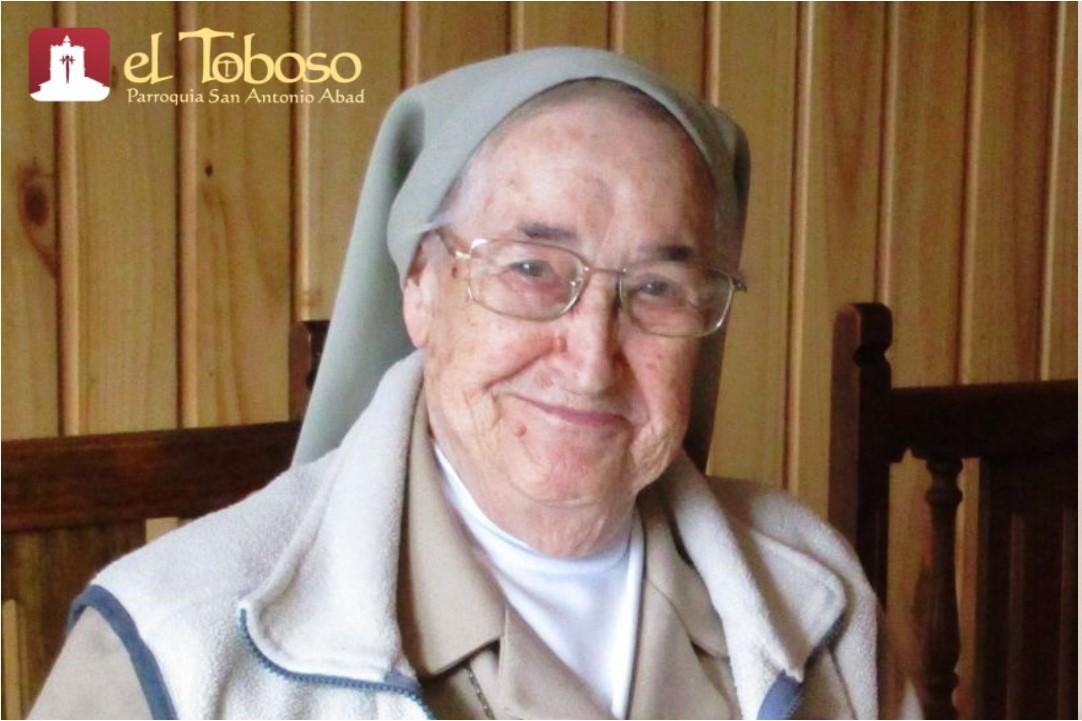 Descansa en el Señor sor María Francisca Alcolado Campos, religiosa natural de El Toboso y misionera en Chile