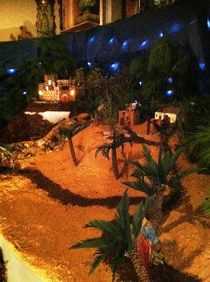 Navidad 2011 -Belén 1