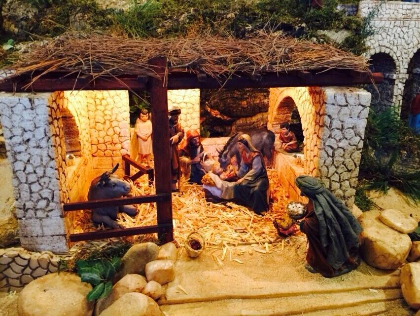 «Bendición de Belén y Recital de Villancicos» en el inicio de la Navidad de El Toboso