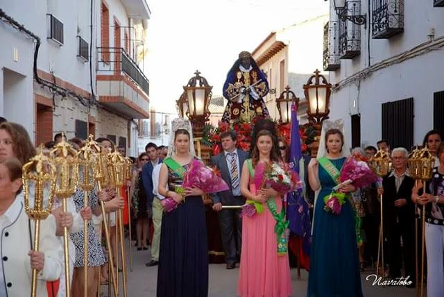 Intensa «Pascua de Mayo» en El Toboso