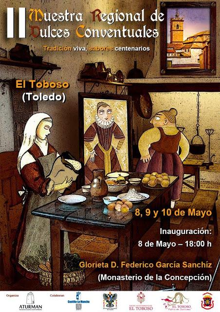 «ExpoConvento 2015» llega a El Toboso en el año del IV Centenario
