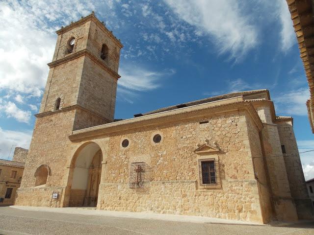 La Iglesia Parroquial de El Toboso recibe una subvención para su rehabilitación y conservación