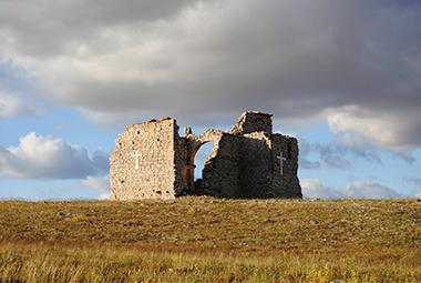 La Ermita de Santa Ana de El Toboso, en la Lista Roja del Patrimonio