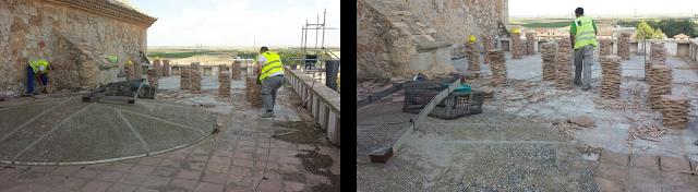 Comienzan las obras de conservación en «La Catedral de La Mancha»