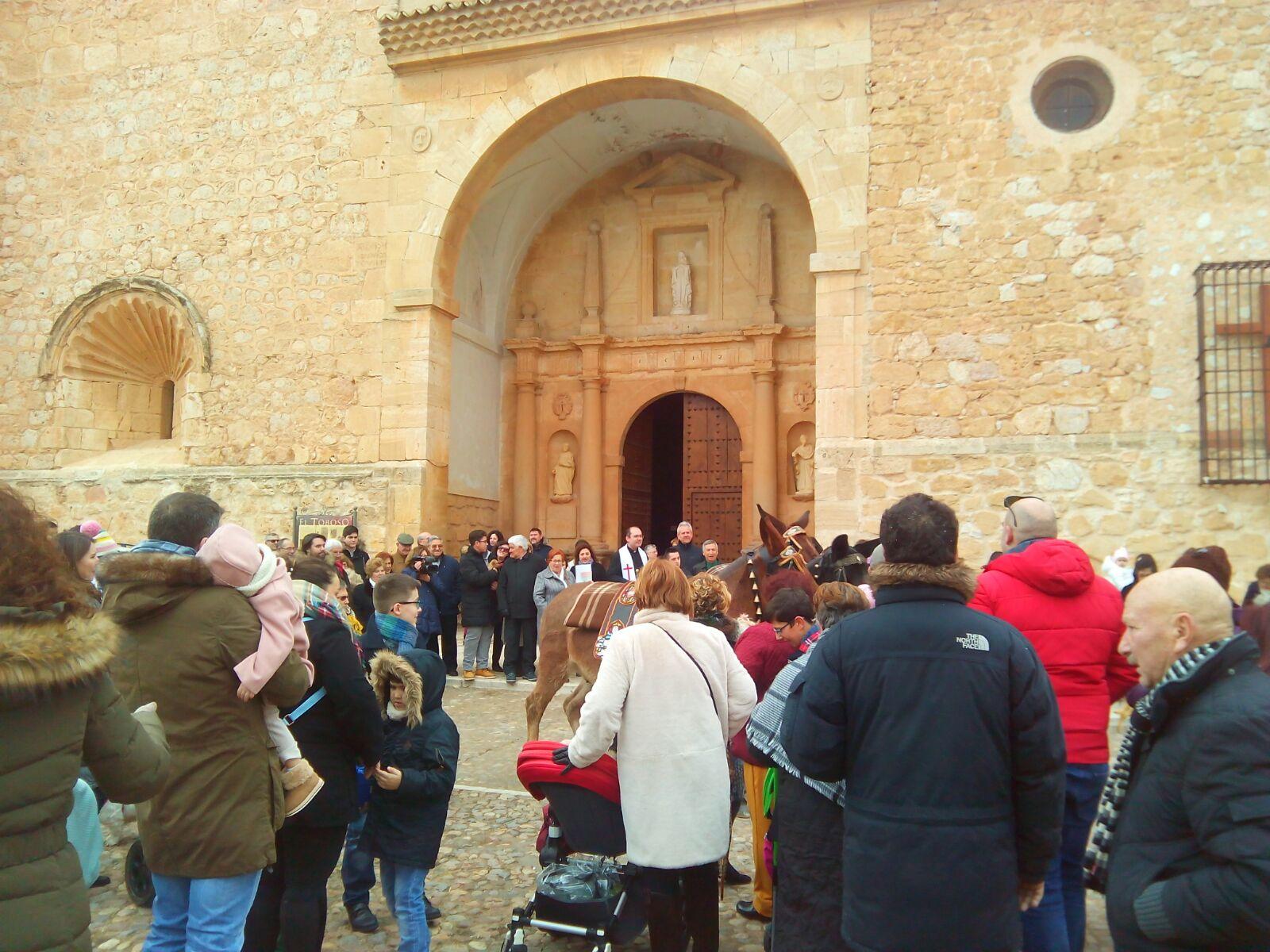 Devoción religiosa y Carnaval popular, las primeras fiestas del año en El Toboso