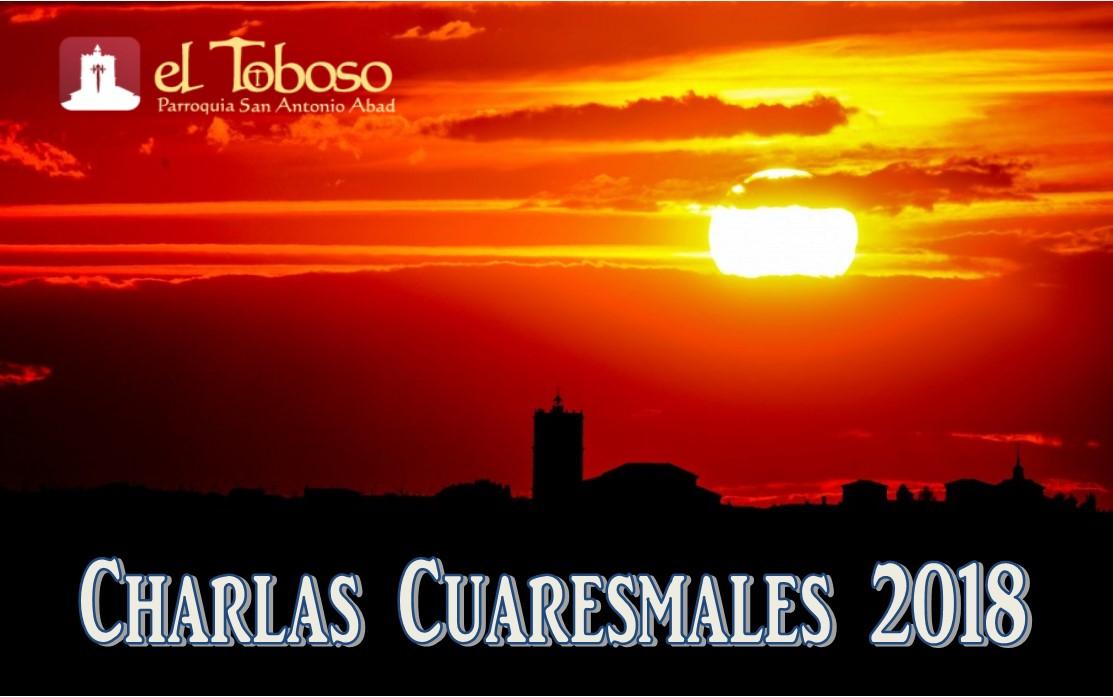 Ciclo de «Charlas Cuaresmales» en la Parroquia de El Toboso